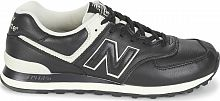 New Balance Black ML574Luc