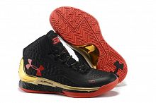 Under Armour Curry One Black/Gold-Red