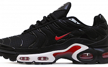 Nike Air Max Tn Black Red