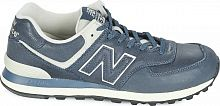 New Balance Blue ML574Lub
