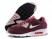 Nike Air Max 90 (Burgundy/Pink/White)