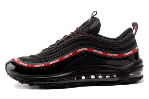 Nike Air Max 97 Undefeated Black
