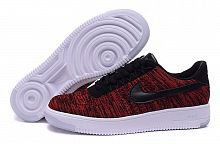 Nike Air Force 1 Ultra Flyknit Low Red