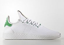 Adidas X Pharrell Williams White-Green