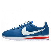 Nike Classic Cortez Leather Blue White
