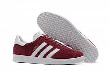 Adidas Gazelle (Burgundy/White)
