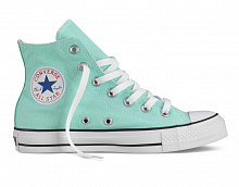 Converse All Star Chuck Taylor High Мятные