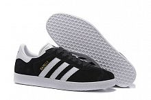 Adidas Gazelle Black/ White