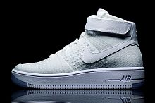 Nike Wmns Air Force 1 Ultra Flyknit Белый