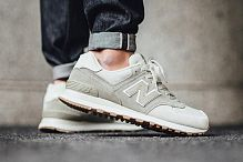 New Balance 574 — Releases In Pale Tones