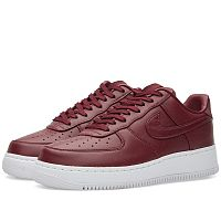 Nike Lab Air Force 1 Low Night Maroon Red