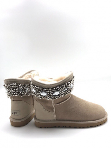 Ugg & Jimmy Choo Crystals New Collection 2017-2018