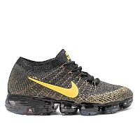 Nike Vapormax Black-Gold